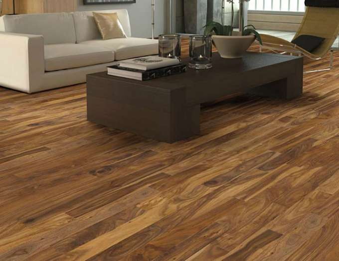 Different Flooring Types