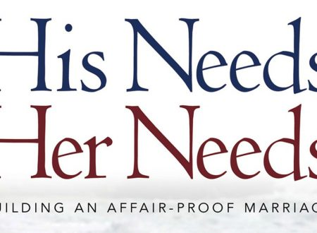 Book Review: His Needs Her Needs by Willard F. Harley