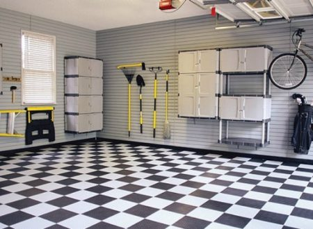 Vinyl or Linoleum Floors: Paint Them Like Pros