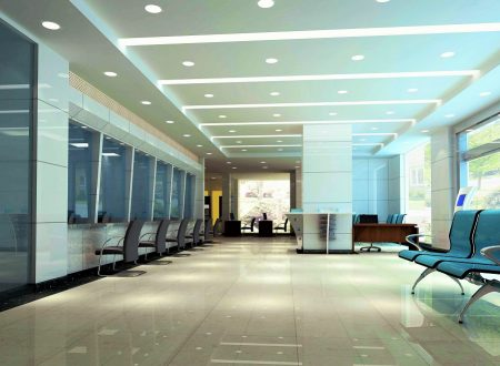 Commercial LED Lighting: Reduction in annual maintenance cost guaranteed
