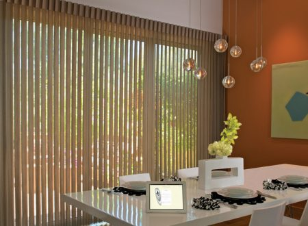 Modern Vertical Blinds:The Best Window Treatment