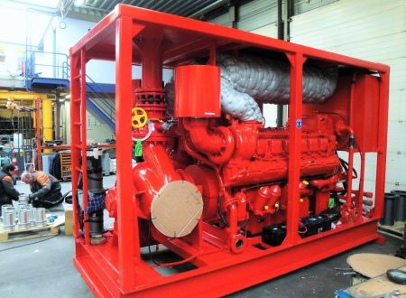 The Basics of Fire Pump Systems