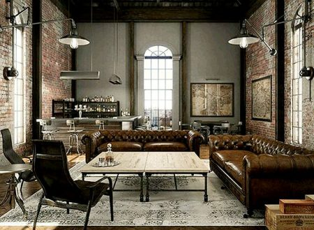 Experience the Unique Charm of Industrial Style Furniture