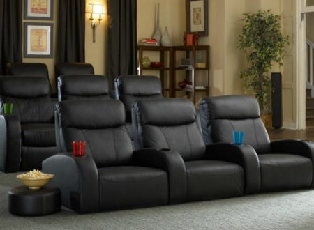 Create a Home Theatre and Have Your Fill of Fun Movie Nights