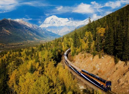 Exploring the Beautiful Scenery of Canada by Train