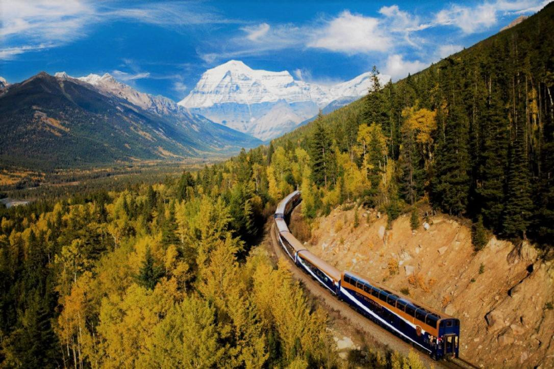 Canada By Train