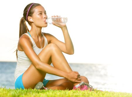 Hydration With High Electrolyte Drinks