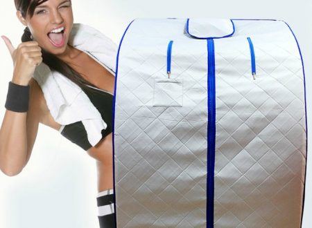 Infrared Portable Sauna: Healing Benefits of Heat Therapy