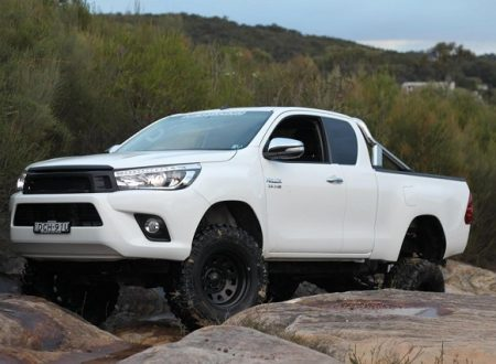 Things To Consider Before Installing a Lift Kit For Toyota Hilux