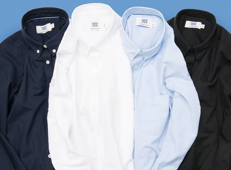Mens Uniform Shirts