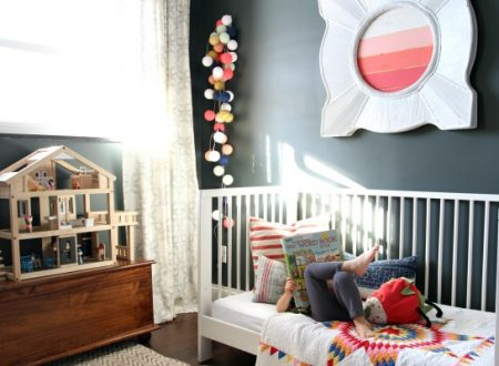 Time to Jump Ship: Switching from Crib to Toddler Bed