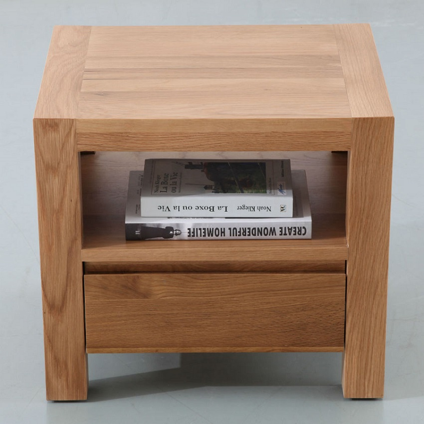 square bedside tables