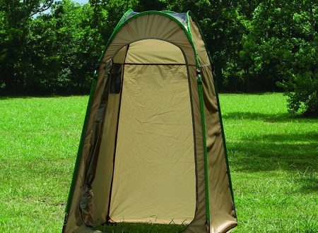 Shower Tents: Useful Invention for Maintaining Hygiene when Camping
