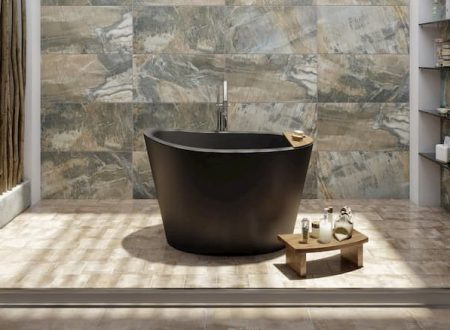 Add Elegance & Personality to Your Bathroom with a Freestanding Stone Bath