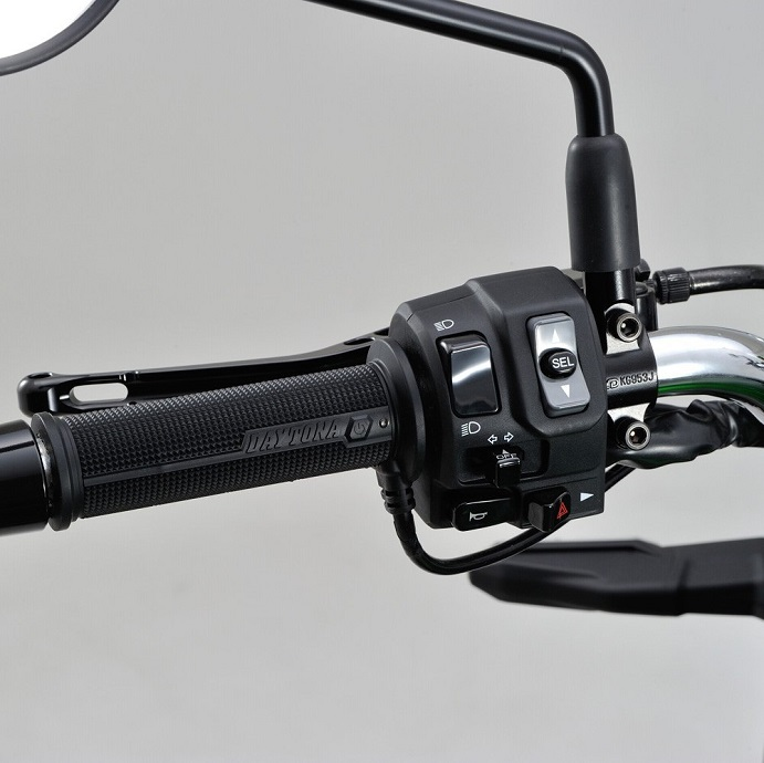 Heated Motorcycle Grips
