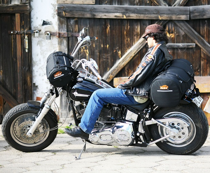 Motorcycle Travel Bags