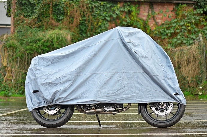 Protective Motorcycle Cover
