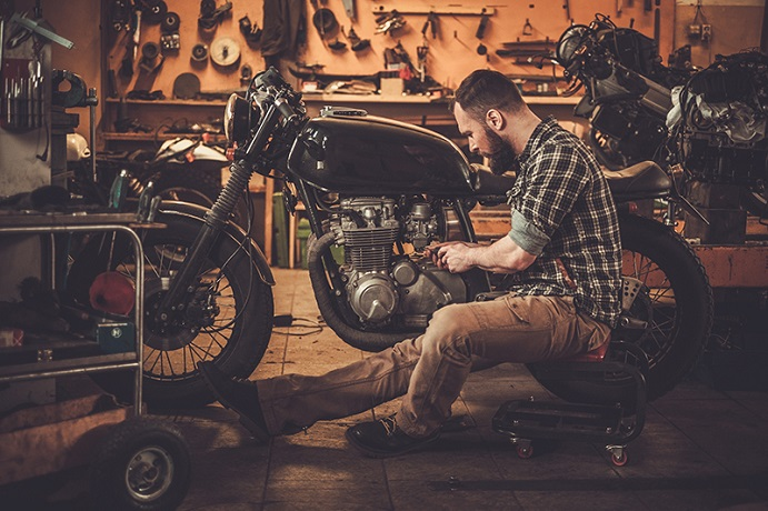parts and accessories motorcycles